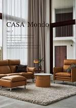 CASA Mondoフランスベッド リビング総合カタログ